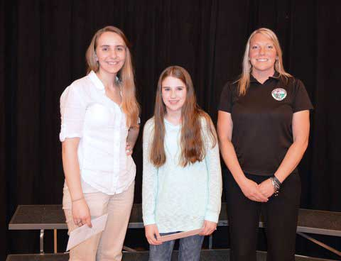Winners announced in 4-H Essay Contest sponsored by Keep Sevier Beautiful