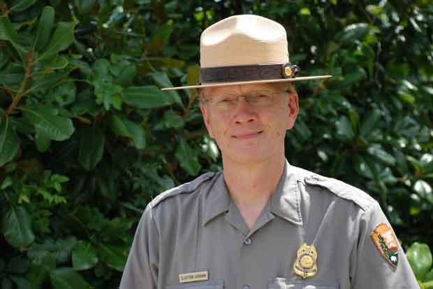 Deputy Superintendent Clay Jordan