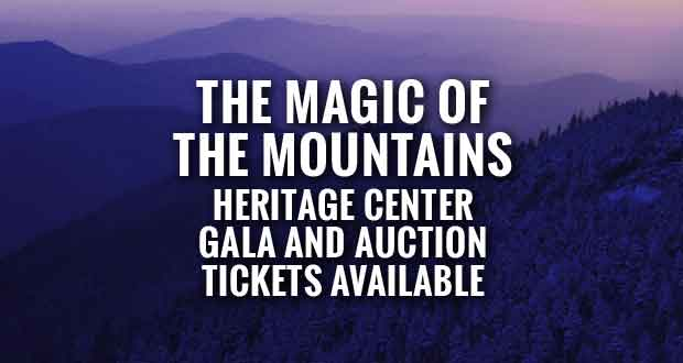 The Magic of the Mountains to Benefit Great Smoky Mountains Heritage Center
