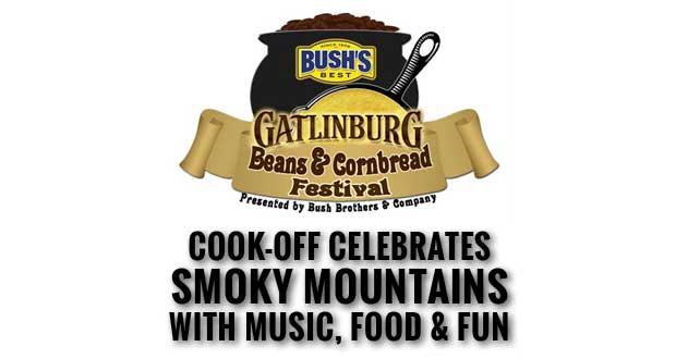 Gatlinburg Beans and Cornbread Festival