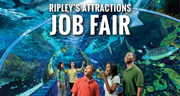 Sevier County Ripley Attractions Host Job Fair