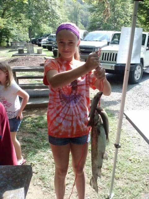 Gatlinburg Opens Free Fishing WeekWith Free Youth Trout Rodeo