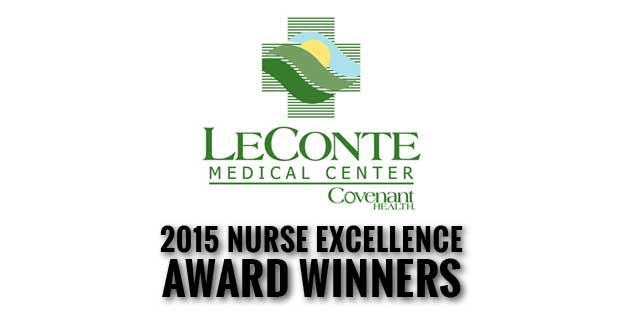 LeConte Recognizes Nurses for Excellence during National Nurses Week