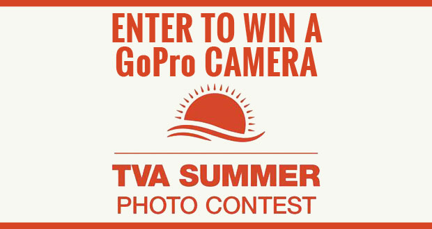 Enter the TVA Photo Contest and You Could Win a GoPro Camera