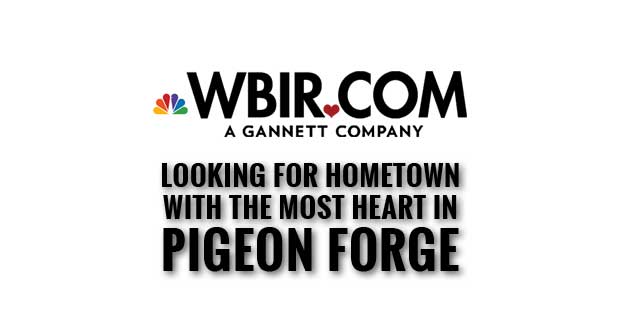 WBIR Invites Pigeon Forge to Hometown Spotlight Broadcast