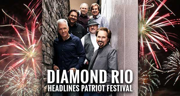 Diamond Rio, Patriot Festival in Pigeon Forge Both Celebrate 25 Years of Entertainment