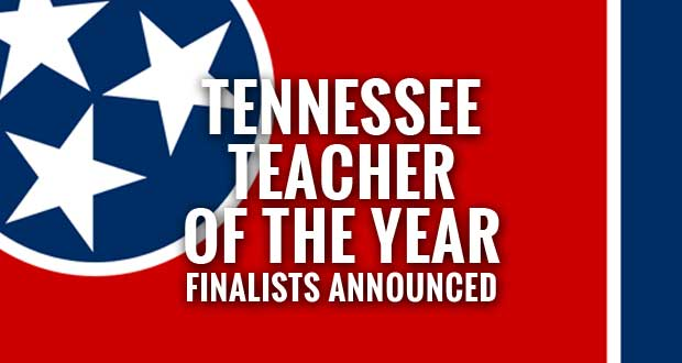 Pigeon Forge Teacher Finalist for Tennessee Teacher of the Year