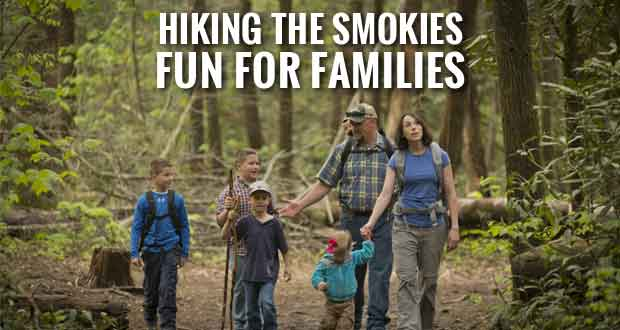 Great Smoky Mountains National Park Offers Programs to Introduce Families to Hiking