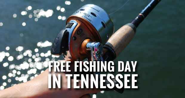 No Fishing License Required – Free Fishing Day in Tennessee Coming Up