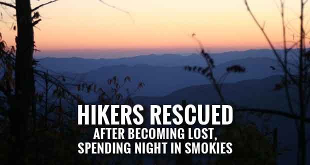 Two Missing Hikers Found in Safe in the Smokies