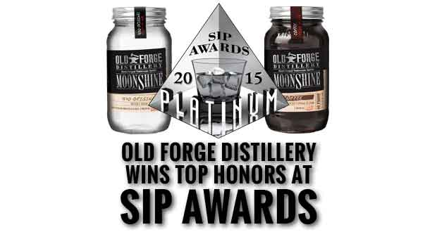 Old Forge Distillery Wins Top Honors at SIP Awards