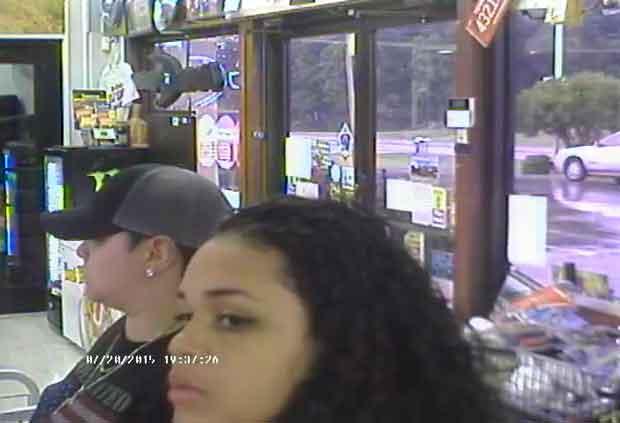 Sevier County Sheriff Seeking Suspects in Stolen Credit Card Case