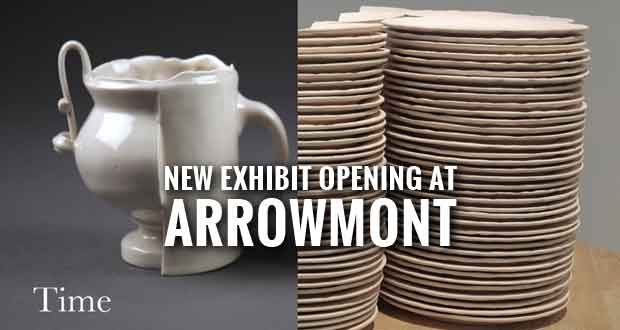 Arrowmont Featuring Collaborative Exhibit by Blair Clemo and Jason Hackett