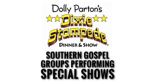 Dixie Stampede featuring Top Southern Gospel Groups during National Quartet Convention