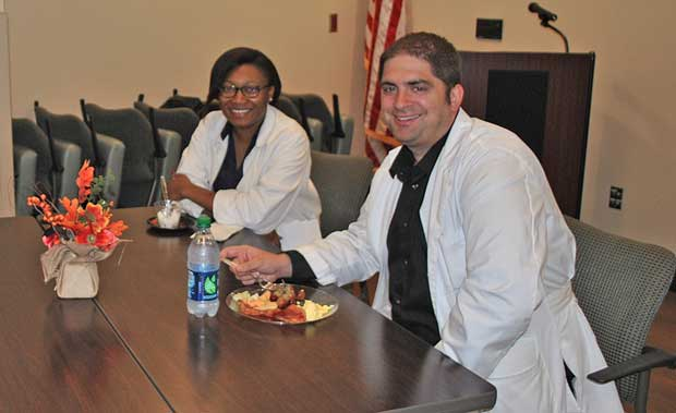 Ihunyana Mbata, MD and Ryan Wassenaar, DO