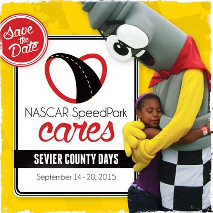 NASCAR SpeedPark Sevier County Days
