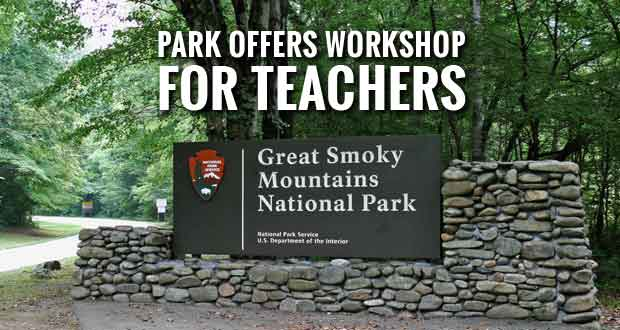 National Park Offers Elementary School Teacher Workshop