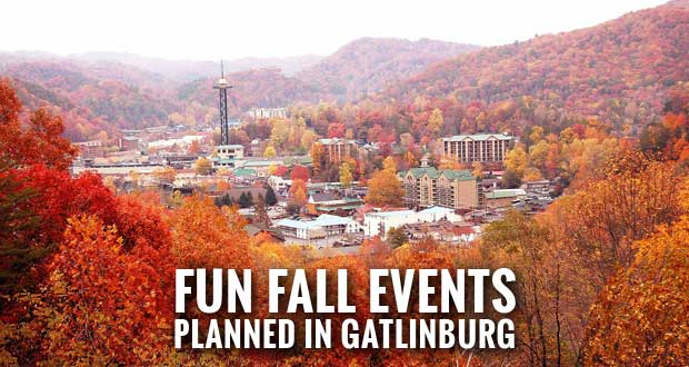 Smoky Mountain Harvest Festival Events in Gatlinburg