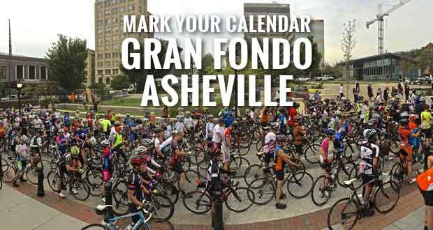 Gran Fondo Asheville Slated Much Earlier in 2016