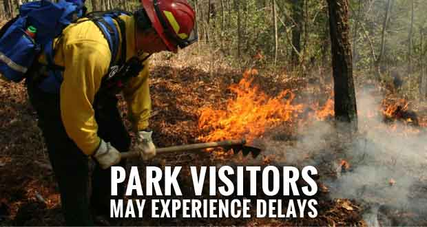 Smokies Plans Prescribed Burns in Cades Cove and Cataloochee
