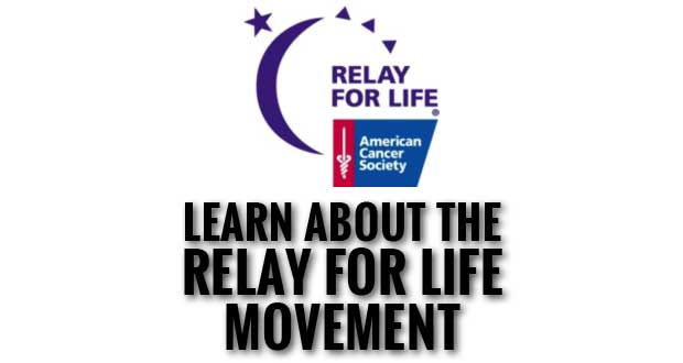 American Cancer Society Relay For Life of Sevier County to Hold Kickoff Event