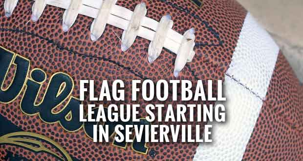 Sevierville's Flag Football League to Play in SCHS Stadium