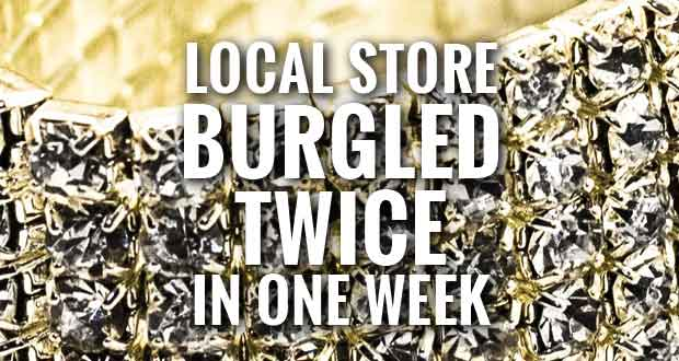 Reward Offered to Solve Sevierville Burglaries