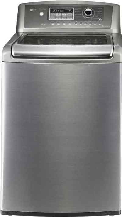 LG Top-Loading Washing Machines