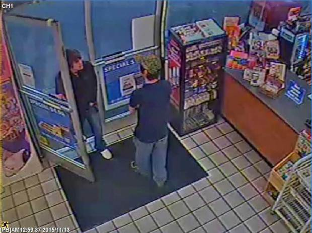 Sevierville Robbery Suspects