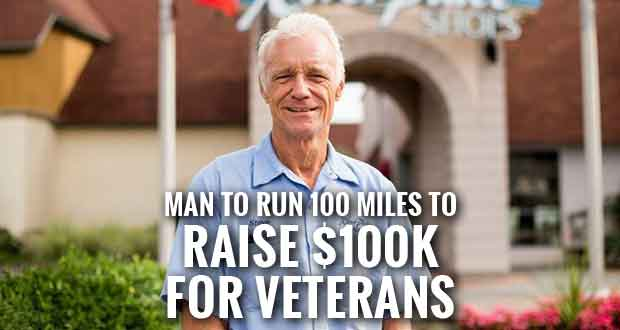 Man Running 100 Miles in Smokies to Turn Veterans Day into a Giving Holiday