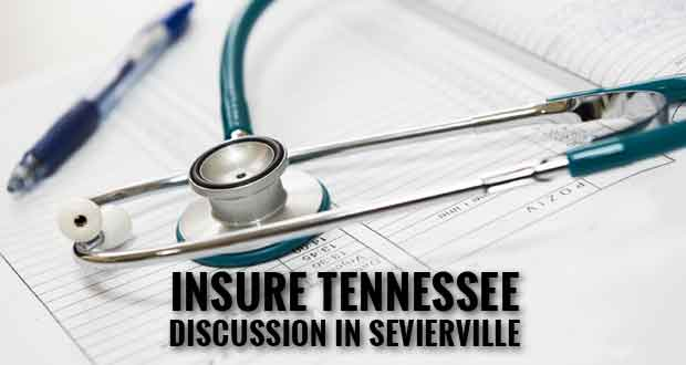 Discussion of Haslam's Insure Tennessee Plan at King Family Library