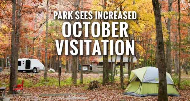 Smokies Fall Foliage Drives October Visitation to Highest in 28 Years