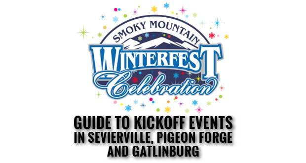 Smoky Mountain Winterfest Celebration Kicks Off with Three Days of Festivities
