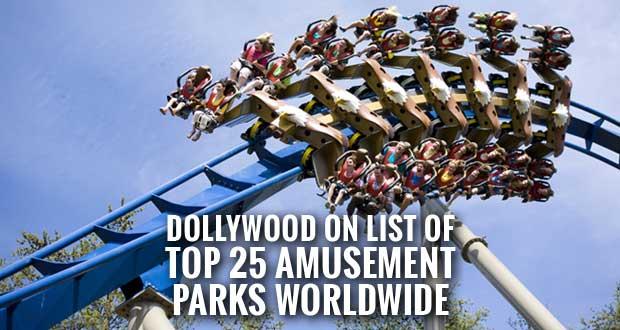 TripAdvisor Names Dollywood One of World's Top Amusement Parks