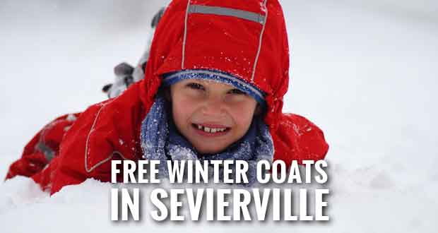 SMARM Holding Coat Drive, Will Offer Free Winter Coats in Sevierville