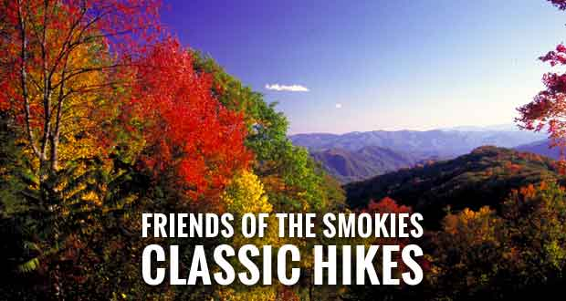 Mark your Calendars for 2016 Classic Hikes of the Smokies Series