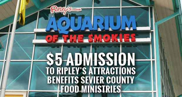 Ripley's $5 Admission Special for Sevier and Six Surrounding Counties