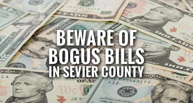 Sevierville Police Warn of Counterfeit Money Being Passed