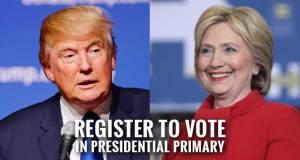 Tenn. Voter Registration Deadline Approaching to Vote in Presidential Primary