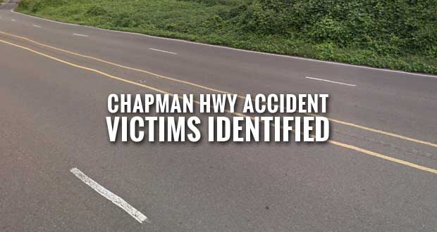 Three Sevier County Residents Killed in Chapman Highway Accident