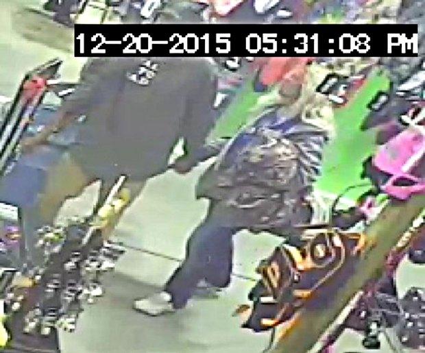 Persons of Interest in Flea Market Murder