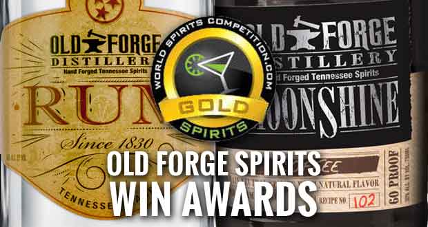 Old Forge Distillery Wins Gold at World Beverage Competition