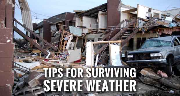 State Urges Preparedness During Severe Weather Awareness Week