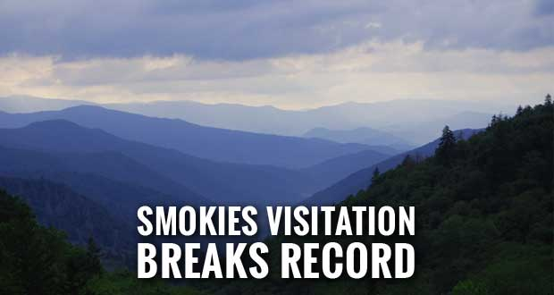 Great Smoky Mountains National Park Sees Record Visitation in 2015