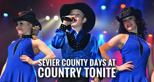 Country Tonite Celebrates 20th Season with Sevier County Days Special