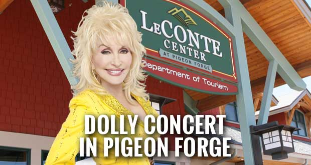 Dolly Parton Announces Pure & Simple Concert Date in Pigeon Forge