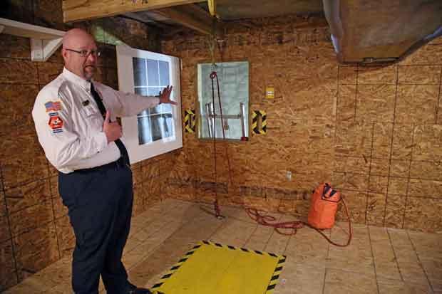 Gatlinburg Fire Chief Greg Miller