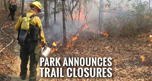 Trails Closed for Prescribed Burn Near Cades Cove