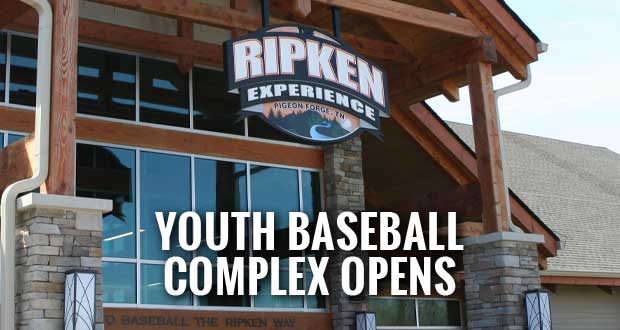Ripken Experience Pigeon Forge Ready for First Tournament This Weekend