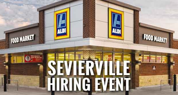 ALDI Plans Hiring Event for New Sevierville Store
